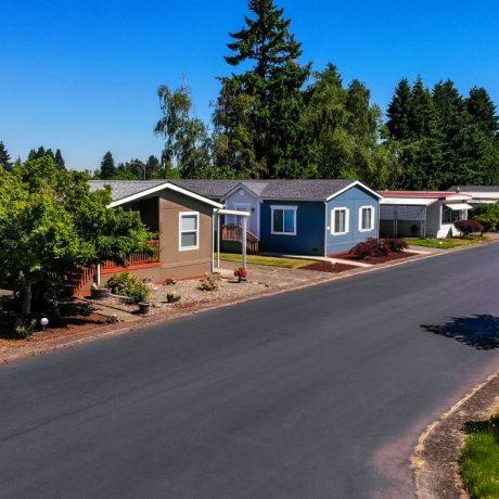 Salem Oregon manufactured homes